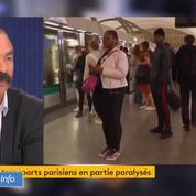 Grève RATP : «L'importance du nombre de grévistes montre que le sujet est grave» estime Philippe Martinez