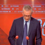 «Nous allons augmenter le malus auto» (Bruno Le Maire)