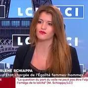 Port du voile: Marlène Schiappa propose une «charte de la laïcité»