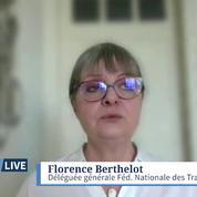 Florence Berthelot: «Très peu de droit de retrait dans le transport»