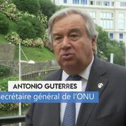 Antonio Guterres veut plus de mobilisation pour préserver l'Amazonie