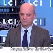 Coronavirus: «Une centaine d'écoles sont fermées», annonce Jean-Michel Blanquer