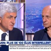 Hervé Morin invite Emmanuel Macron à se rendre à Rouen