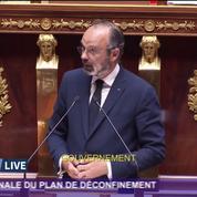Edouard Philippe: «Le jeudi de l'Ascension ne sera pas le moment de partir en weekend»