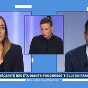 La précarité des étudiants progresse-t-elle en France?