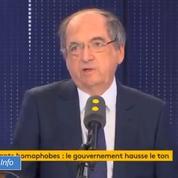 Homophobie : «Je n'arrêterai pas les matchs», affirme Noël Le Graët