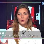 Camille Cerf : «J'aimerais travailler avec Sylvie Tellier à la tête de Miss France»