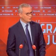 Bruno Le Maire : «Jacques Chirac n'a pas d'héritier»