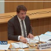 Migrants: «La mise à l'abri se fait sur la base du volontariat», déclare Christophe Castaner