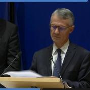 REPLAY - La conférence de presse du procureur antiterroriste du 5 octobre 2019