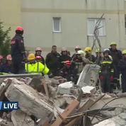 Séisme en Albanie: les recherches de survivants s'intensifient