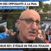 Manifestation contre la PMA : «Un enfant a besoin d'un père et d'une mère» (Mgr Rey)