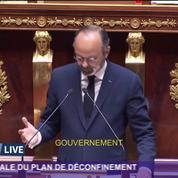 Edouard Philippe: «Si les indicateurs ne sont pas au rendez-vous le 11 mai, nous ne déconfinerons pas»