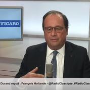 «J'ai utilisé le 49-3 et c'était douloureux», admet François Hollande