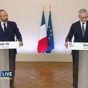 Bruno Le Maire détaille la réouverture des commerces: «Un des enjeux du 11 mai est la relance de l'activité économique»