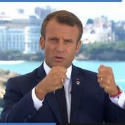 Emmanuel Macron appelle «toutes les puissances» à se «mobiliser» pour l'Amazonie