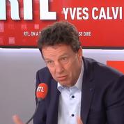 Retraites: «Il y a un black-out sur le financement», critique Geoffroy Roux de Bézieux