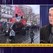 Réforme des retraites: Yves Veyrier appelle le gouvernement à «revenir à la sagesse»