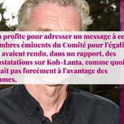 Non Stop People - Koh-Lanta 2020 : Denis Brogniart s'emporte après des accusations sexistes contre l'émission