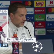 Football: la conférence de presse des Parisiens avant Real-PSG (Ligue des champions)