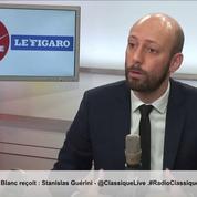Stanislas Guérini est l'invité de la matinale Radio Classique – Le Figaro