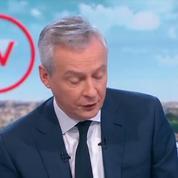 Retraites: «L'âge d'équilibre, c'est négociable», assure Bruno Le Maire