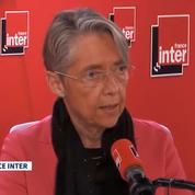 Remboursement des billets de train: «Il n'y aura pas de frais du tout», garantit Elisabeth Borne