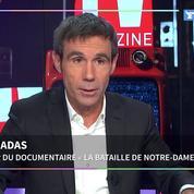 David Pujadas : « À Notre-Dame, Emmanuel Macron a accepté le risque de sacrifier 20 pompiers »