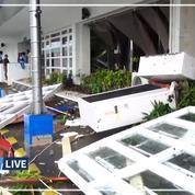 Les Philippines balayées par le typhon Kammuri