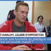 Arrestations massives en Russie : pour l'opposant Navalny, elles sont liées à des «affaires inventées» par le pouvoir