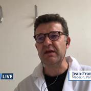 Coronavirus: «On est dans une médecine de catastrophe»