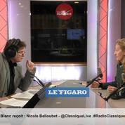 Nicole Belloubet est l'invitée de la matinale Radio Classique – Le Figaro
