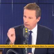 Présidentielle : «Il est impensable qu'on puisse faire réélire Emmanuel Macron», juge Dupont-Aignan