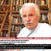 Non Stop People - Coronavirus : Yann Arthus-Bertrand guéri, son coup de gueule contre les Chinois (vidéo)