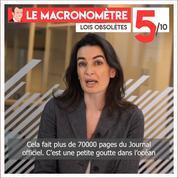 Agnès Verdier-Molinié: «Supprimer des lois qui ne servent déjà plus c'est bien, mais il faudrait aller plus loin.»