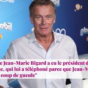 Non Stop People - Franck Dubosc : son étonnante demande à Emmanuel Macron