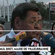 Villeurbanne : selon le maire, la réaction de l'extrême droite est «classique» mais «honteuse»