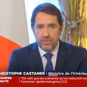 Christophe Castaner: «10 000 personnels de la police en incapacité d'agir»