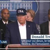 Coronavirus: Trump promet un test gratuit pour tous les Américains