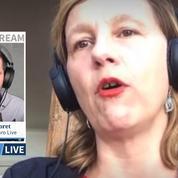 Sophie de Tarlé sur les stages: report envisageable ou les modalités changeront