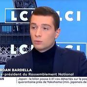 Discrimination à l'embauche: «Le gouvernement fait du ciblage», dénonce Jordan Bardella