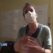 Malika, travailleuse au centre d'hébergement: «Pour les personne confinées, la situation est anxiogène»