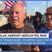 El Paso : après la fusillade, la venue de Donald Trump divise les habitants