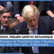 Brexit : «Je ne demanderai pas un autre report», insiste Boris Johnson