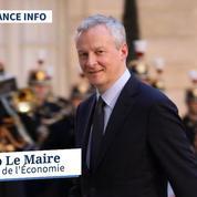 Bruno Le Maire appelle les entreprises «à la plus grande modération sur le versement des dividendes»