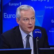 La baisse du taux d'interêt du livret A est une «bonne nouvelle» pour Bruno Le Maire