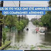 Japon : la région de Tokyo inondée par le typhon Faxai