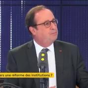 Hollande veut allonger la durée du mandat présidentiel à 6 ans