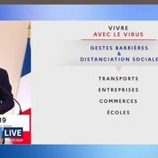 Déconfinement: Edouard Philippe détaille la réouverture des commerces