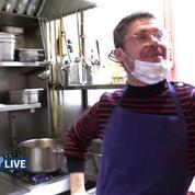 Un restaurateur associé aux Ravitailleurs nous parle de sa démarche solidaire et de son quotidien